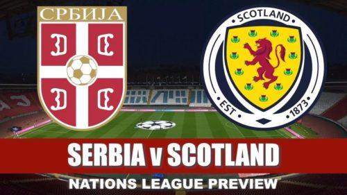 Ponturi Serbia vs Scotia fotbal 12 noiembrie 2020 baraj Euro