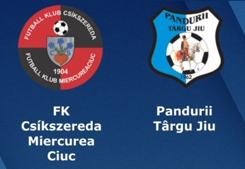 Ponturi Csikszereda vs Pandurii Tg Jiu fotbal 11 noiembrie 2020 Liga 2