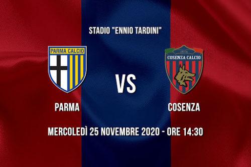 Ponturi Parma-Cosenza 25-noiembrie-2020 Cupa Italiei