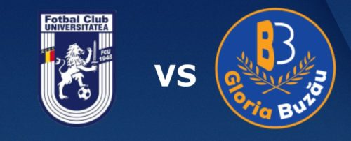 Ponturi FCU Craiova 1948 vs Gloria Buzau fotbal 15 noiembrie 2020 Liga 2