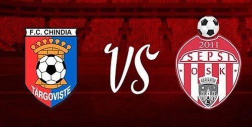 Ponturi Chindia vs Sepsi fotbal 23 noiembrie 2020 Liga 1