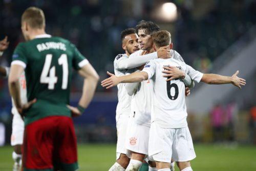 Ponturi Bayern - Lokomotiv Moscova fotbal 09-decembrie-2020 Liga Campionilor