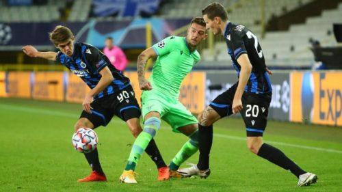Ponturi Lazio - Club Brugge fotbal 08-decembrie-2020 Liga Campionilor