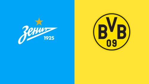 Ponturi Zenit - Dortmund fotbal 08-decembrie-2020 Liga Campionilor