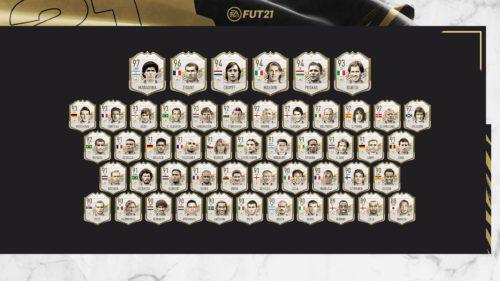 "EA Sports introduce seria ""Prime ICONS"" in FIFA 2! Lista completa"
