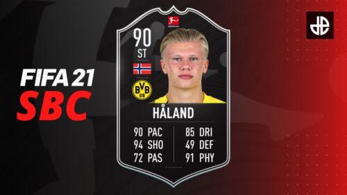 Eveniment Player Of The Month ofera un super card in FIFA 21!