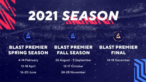 BLAST oferă premii în valoare de $2.4 milioane pentru scena competitivă eSports de CS:GO din 2021!