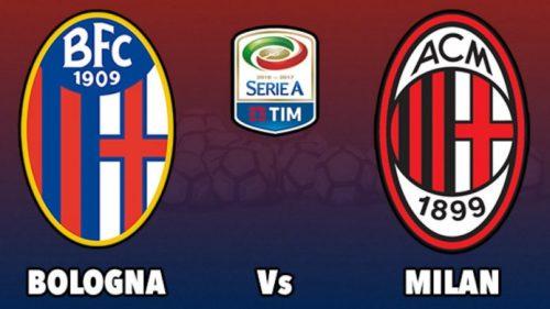 Ponturi Bologna-Milan 23-octombrie-2021 Serie A