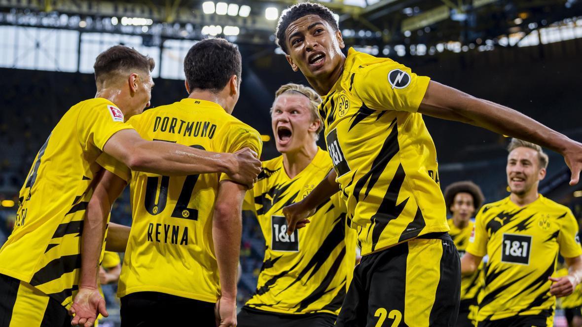Dortmund Wolfsburg 2021