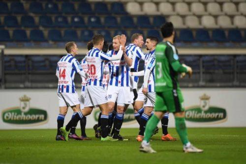 Ponturi FC Emmen vs Heerenveen fotbal 20 ianuarie 2021 Cupa Olandei