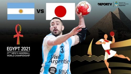 Ponturi Japonia vs Argentina handbal 21 ianuarie 2021 Campionatul Mondial