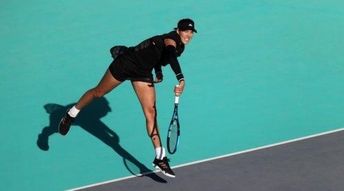 Ponturi Maria Sakkari-Garbine Muguruza tenis 10-ianuarie-2021 WTA Abu Dhabi