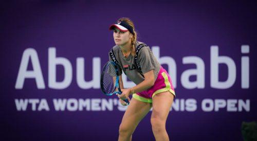 Ponturi Sofia Kenin-Yulia Putintseva tenis 10-ianuarie-2021 WTA Abu Dhabi