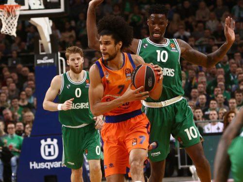 Ponturi Valencia Basket-BC Zalgiris baschet 27-ianuarie-2021 Euroliga