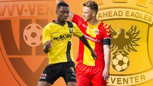 Ponturi Venlo - Go Ahead Eagles fotbal 21-ianuarie-2021 Cupa Olandei