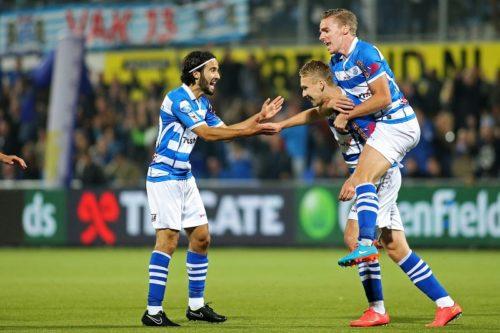 Ponturi Zwolle vs Heracles fotbal 26 ianuarie 2021 Eredivisie