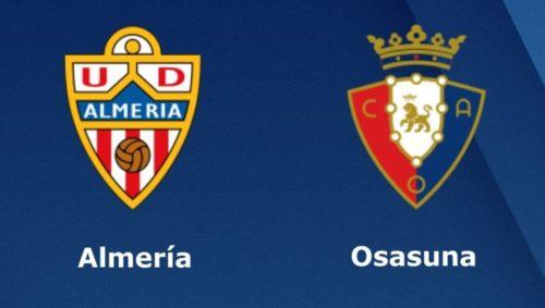 Ponturi Almeria vs Osasuna fotbal 27 ianuarie 2021 Cupa Spaniei
