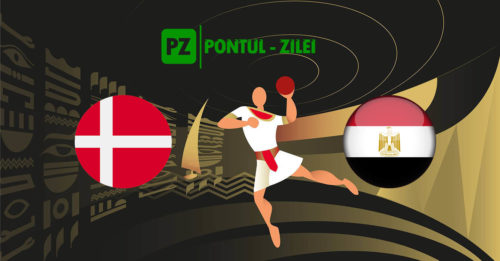 Ponturi handbal Danemarca-Egipt 27-ianuarie-2021 Campionatul Mondial