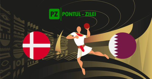 Ponturi handbal Danemarca-Qatar 21-ianuarie-2021 Campionatul Mondial