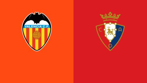 Ponturi Valencia vs Osasuna fotbal 21 ianuarie 2021 La Liga