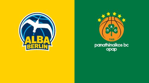 Ponturi baschet Alba Berlin-Panathinaikos 26-februarie-2021 Euroliga
