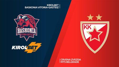 Ponturi baschet Baskonia-Steaua Rosie 26-februarie-2021 Euroliga