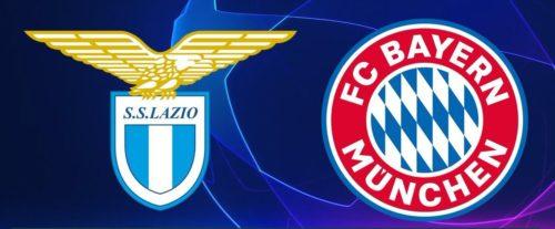 Ponturi Lazio vs Bayern fotbal 23 februarie 2021 Liga Campionilor