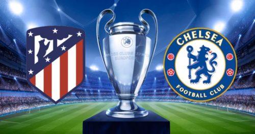 Ponturi Atletico Madrid - Chelsea fotbal 23-februarie-2021 Liga Campionilor