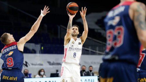 Ponturi Real Madrid Baloncesto-Saski Baskonia baschet 05-februarie-2021 Euroliga