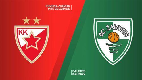 Ponturi baschet Zalgiris-Steaua Rosie 23-februarie-2021 Euroliga