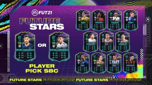 Bruno Guimarães primește două carduri diferite în FIFA 21! Recenzia completă