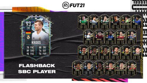 Flashback Toni Kross în FIFA 21!