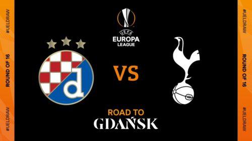 Ponturi Dinamo Zagreb - Tottenham fotbal 18-martie-2021 Europa League