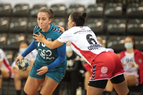 Ponturi HC Dunarea Braila-CS Minaur Baia Mare handbal 27-martie-2021 EHF European League Feminin
