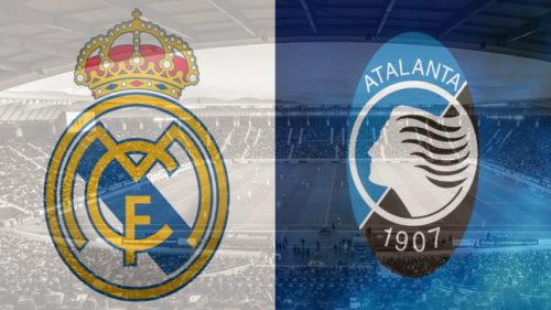 Ponturi Real Madrid - Atalanta fotbal 16-martie-2021 Liga Campionilor
