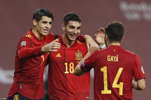 Ponturi Spania-Kosovo fotbal 31-martie-2021 Preliminarii Cupa Mondiala 2022