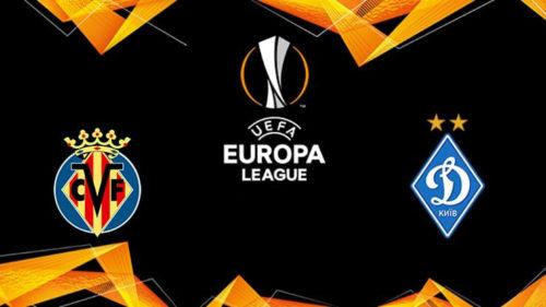 Ponturi Villarreal - Dinamo Kiev fotbal 18-martie-2021 Europa League