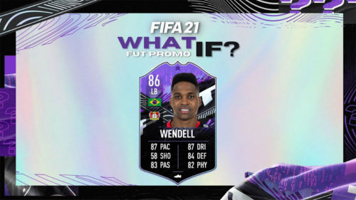 What If Wendell SBC în FIFA 21!