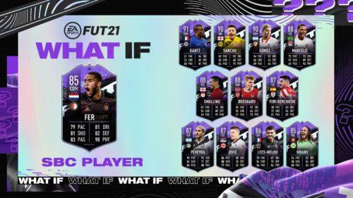 Leroy Fer a primit un super card în FIFA 21!
