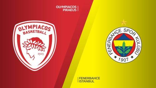 Ponturi baschet Olympiacos-Fenerbahce 28-octombrie-2021 Euroliga