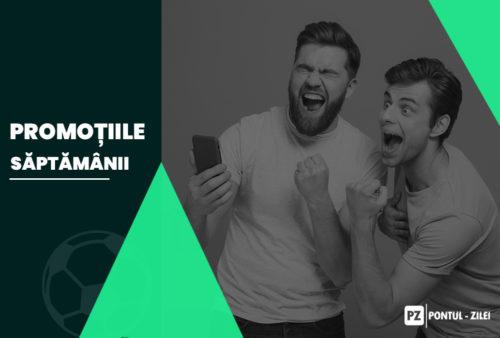 Promotiile saptamanii la Pontul-zilei.com!