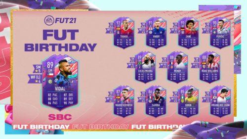 FIFA 21 are un nou SBC în Ultimate Team!