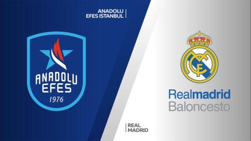 Ponturi baschet Anadolu Efes-Real Madrid 04-mai-2021 Euroliga