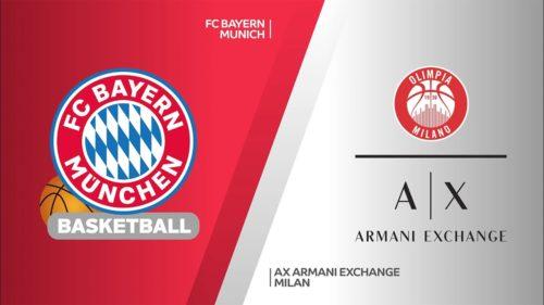 Ponturi baschet Bayern-Milano 30-aprilie-2021 Euroliga
