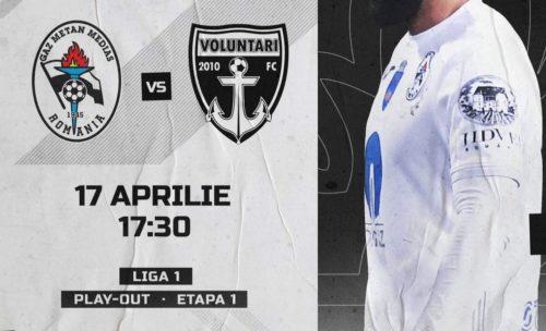Ponturi Gaz Metan-Voluntari 17-aprilie-2021 Liga 1