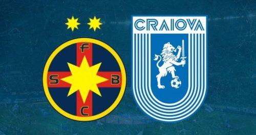 Ponturi FCSB vs Universitatea Craiova fotbal 25 iulie 2021 Liga 1