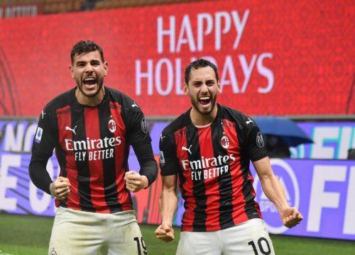 Ponturi AC Milan-US Sassuolo fotbal 21-aprilie-2021 Serie A