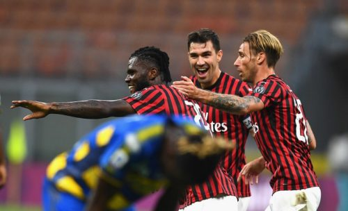 Ponturi AC Milan vs Genoa fotbal 18 aprilie 2021 Serie A