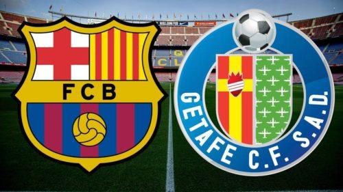 Ponturi Barcelona - Getafe fotbal 22-aprilie-2021 Spania Primera