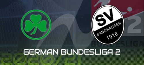 Ponturi Furth - Sandhausen fotbal 28-aprilie-2021 Germania 2. Bundesliga